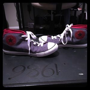 Women's converse mid tops
